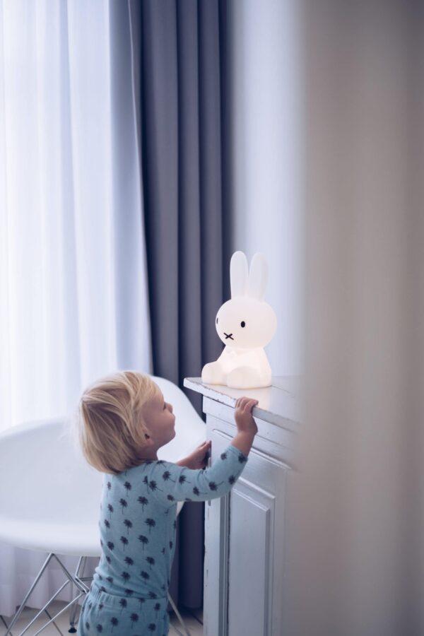 Kinderzimmer Lampe Nachtlichter Hase Miffy
