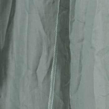 Baldachin Vintage in ash green von Jollein